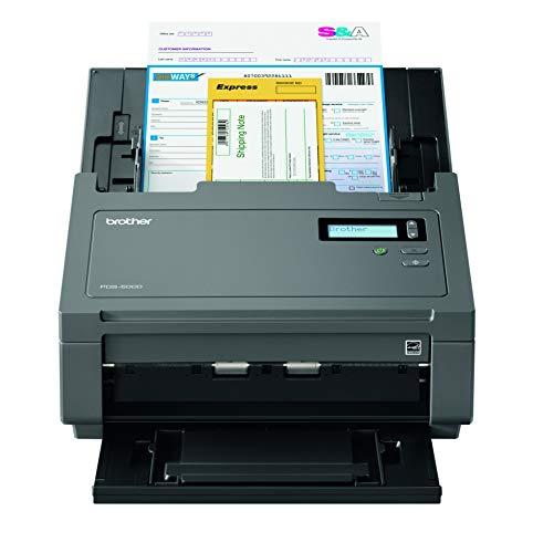 Brother PDS5000 Dokumentenscanner schwarz/weiß