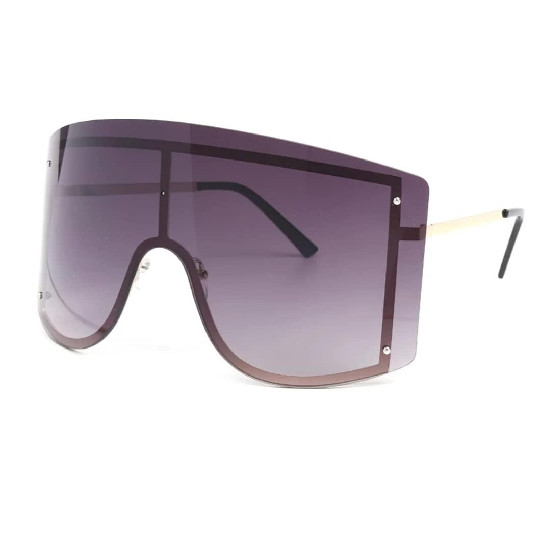 women sunglasses Regular dealer sold out fashion big frame unique