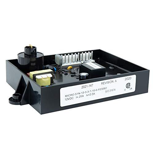 RV Water Heater Circuit Board Repla…