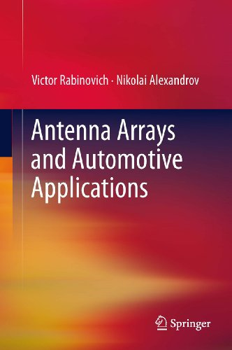 Antenna Arrays and Automotive Applications (English Edition)