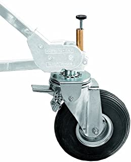 Avenger B900P Pneumatic Hard Wheel Set for Strato Safe Stands with Tracking System - Set of 3