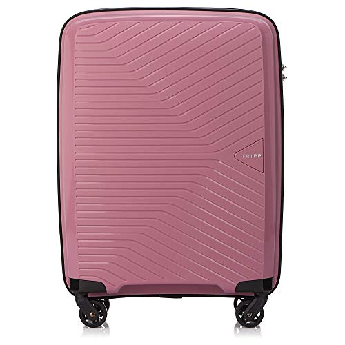 Tripp Rose Chic Cabin 4 Wheel Suitcase