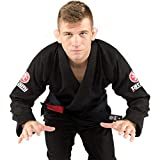 Tatami Fightwear Minimo 2.0 BJJ GI, Hombre, Negro, A2