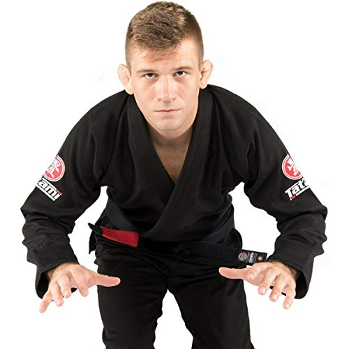 Tatami Fightwear Minimo 2.0 BJJ GI, Hombre, Negro, A3