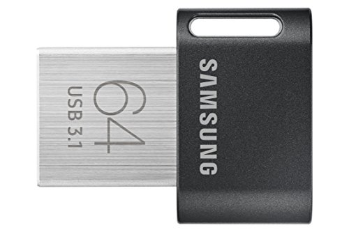 Samsung MUF-64AB/AM FIT Plus 64GB - USB 3.1 Flash Drive