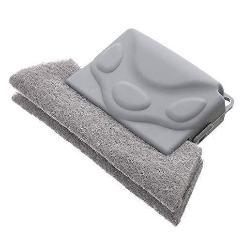 Fensterrillen-Reinigungsbürste Handspaltreiniger-Werkzeug Küchentür Spaltschienenreiniger-Werkzeuge für Fenster-Küchentür