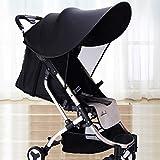 Ruimin Baby Stroller,Fold Jogging Stroller,Rain Cover for Stroller,Universal Stroller Sunshade...