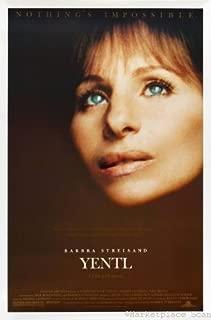 Best yentl movie poster Reviews