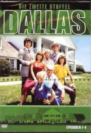 Dallas - Staffel 2 - Episoden 1-4