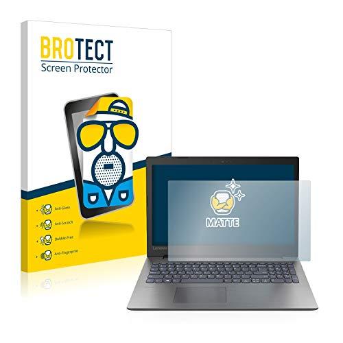 BROTECT Entspiegelungs-Schutzfolie kompatibel mit Lenovo Ideapad 330 (15