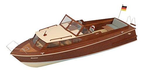 aero-naut Modellbau 308000 - Queen Sportboot