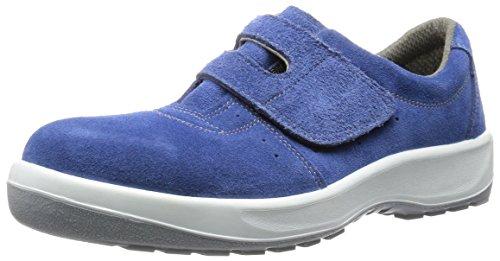 [ミドリ安全] 安全靴 JIS規格 マジックタイプ スニーカー MSN355 メンズ ブルー JP 28.0(28cm)