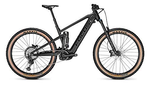 Focus Jam² 6.8 Plus Bosch 2021 - Bicicleta de montaña eléctrica (45 cm), color negro
