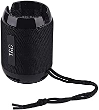 Portable Bluetooth Speaker with Phone Stand Small Wireless TWS Speakers Boom Loud Bass Audio