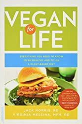 Vegan for Life cookbook by Virginia Messina
