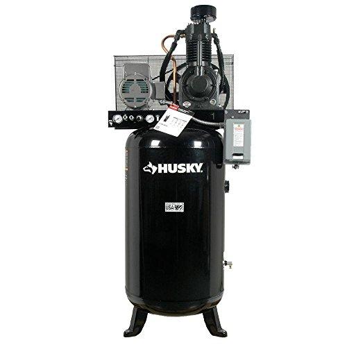 Husky 80 Gallon Electric Air Compressor
