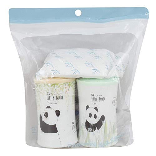 Juliet Rose 90 PC's Wet Wipes Tissues For Travel Tissues with 2 Box(Buy One get One Free) (Panda_Box)