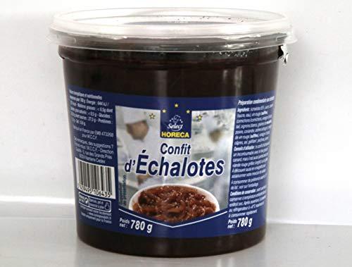 Confit d'échalotes Schalottenkonfit 780 g. Horeca Select