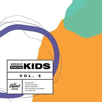 Worship Together Kids (Vol. 5)