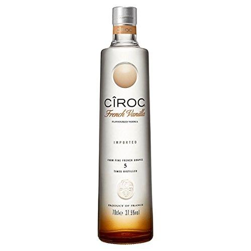 Ciroc French Vanilla Vodka 70cl (Pack de 70 cl)