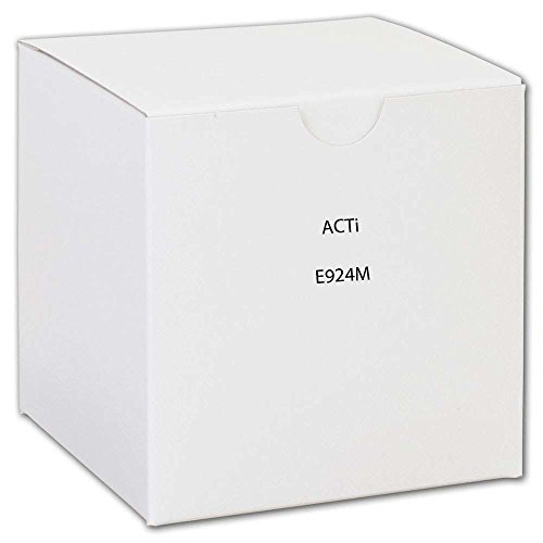 Buy Discount ACTi E924M 5MP IR Day Night Outdoor IP Dome Camera with 1-Way
