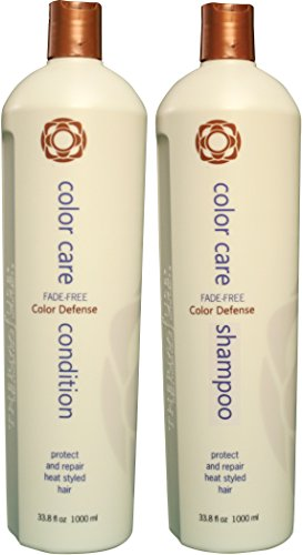 Thermafuse Color Care Shampoo & Condition Duo