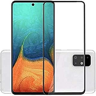For Samsung Galaxy Note 10 Lite Full Screen Coverage Edge To Edge Tempered Glass Screen Protector Guard
