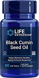 Life Extension, Black Cumin Seed Oil