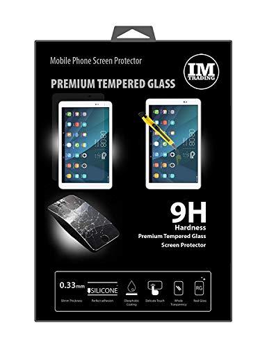 ENERGMiX Schutzglas kompatibel mit Huawei MEDIAPAD T1 10.0 Zoll Premium Tempered Glas Bildschirmglas Panzer Folie Schutzfolie