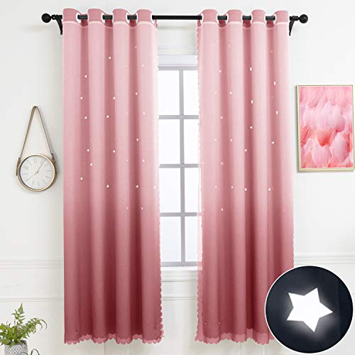 Hughapy Star Curtains Ombre Curtain For Buy Online In South Africa At Desertcart