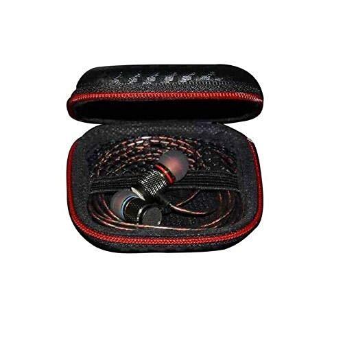 Handige opbergtas voor oortjes Mini opbergdoos voor oordopjes voor oordopjes USB-kabel TF-kaart