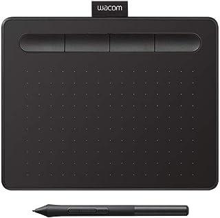 "Wacom Intuos Graphics Drawing Tablet with Bonus Software, 7.9"" X 6.3"", Black (CTL4100)"