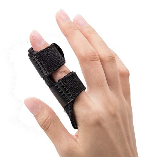 Sumiwish 1x Fingerschiene, Fingerschutz, Trigger Finger Splint fur Zeigefinger, Mittelfinger, Ringfinger, Kleiner Finger Trigger Finger Schutz
