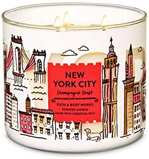 Bath & Body Works 3-Wick Candle in Champagne Toast