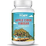 600mg Apple Cider Vinegar Pills – 60 Caps - Supports Weight Loss, All Natural Detox - High Potency...