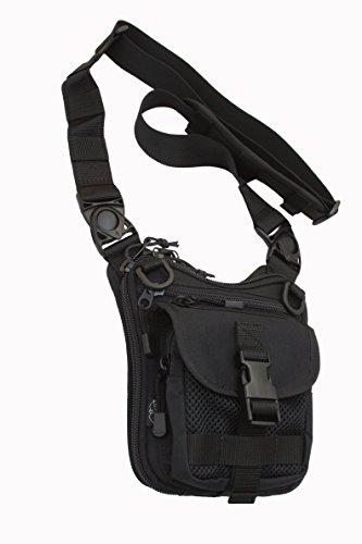 Falco Medium Tactical Concealed Gun Bag G102 Black