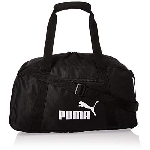 PUMA Phase Sports, Borsone Unisex Adulto, Nero Black, Taglia Unica