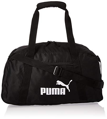 Puma Unisex-Adult Phase Sports Bag Sporttasche, Black, One Size
