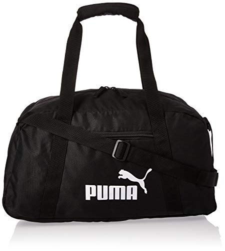 PUMA Unisex Adults' Phase Sports Bag, Black, One Size