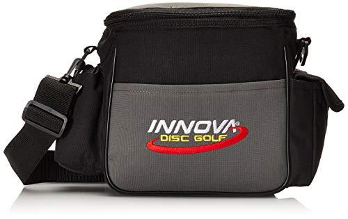 Innova Champion Discs Standard Golf Bag, Black/Gray , Medium