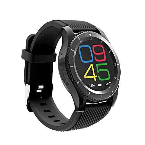 ZNSBH Smartwatch Fitness Uhr, blutdruck uhr Wasserdicht Sport Uhr Aktivitätstracker Fitness Uhr Schlafmonitor schrittzähler Smartwatch Damen Herren Smart horloge, Fitness Uhr für iOS Android