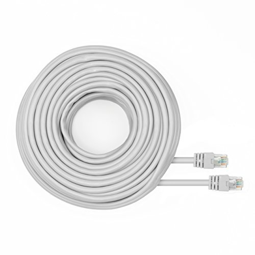 Amcrest Cat5e Cable 100ft Ethernet Cable Internet High Speed Network...