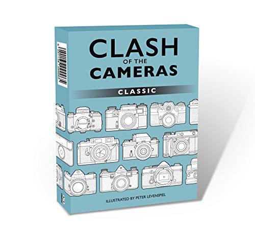 Lens Lab Clash of the Cameras - Classic: Top triunfos juego de cartas