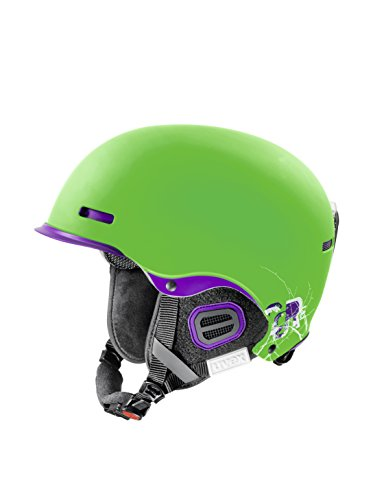 UVEX Helm Hlmt 5 Pro, Coregreen/Purple Mat, 59-62 cm, S56.6.146.7207