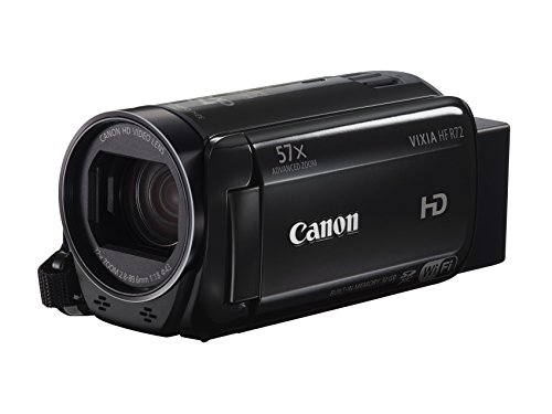 Our #5 Pick is the Canon Vixia HF R72