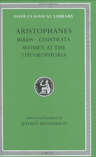 Birds (Loeb Classical Library)