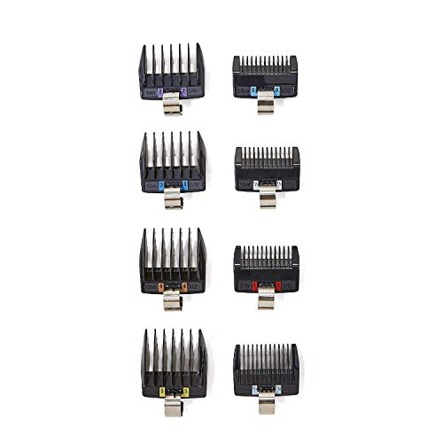 Ion Universal Clipper Guide Comb Set 8 Pack