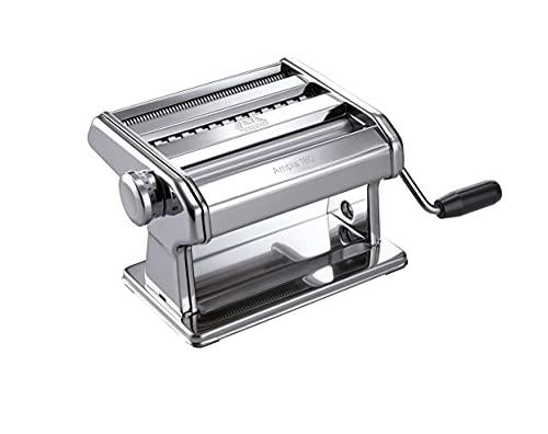 Marcato 180C Ampia Compact Nudelmaschine, Stahl, Grau