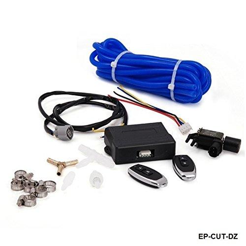Epman TK-CUT-DZ - Juego de control remoto inalámbrico con válvula de escape de vacío con 2 mandos a distancia