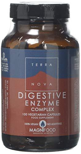 TERRANOVA Digestive Enzyme Complex - 100 Vegicaps